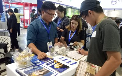 Asiafreight joins PSECE 2017, showcases its world class quality services